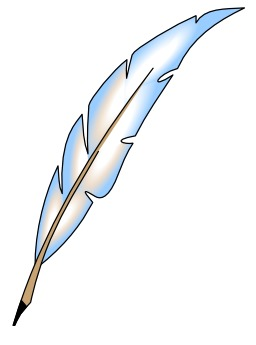 Plume d'oie bleutée. Source : http://data.abuledu.org/URI/519e6ac9-plume-d-oie-bleutee