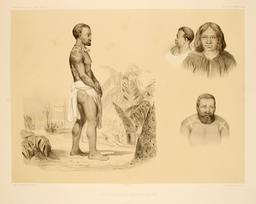 Polynésiens en 1838. Source : http://data.abuledu.org/URI/598070fc-polynesiens-en-1838