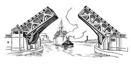 Pont à bascule. Source : http://data.abuledu.org/URI/5102b2eb-pont-a-bascule