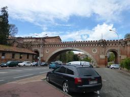Pont des consuls à Montauban. Source : http://data.abuledu.org/URI/571a91df-pont-des-consuls-a-montauban