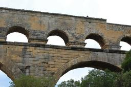 Pont du Gard. Source : http://data.abuledu.org/URI/59097bad-pont-du-gard