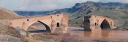 Pont du Kizil Hauzen en 2013. Source : http://data.abuledu.org/URI/53df66b8-pont-du-kizil-hauzen-en-2013