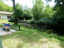 Pont-écluse au parc du Moulineau. Source : http://data.abuledu.org/URI/58264460-pont-ecluse-au-parc-du-moulineau