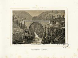 Pont Napoléon, à St. Sauveur. Source : http://data.abuledu.org/URI/524dd2b6-pont-napoleon-a-st-sauveur
