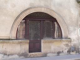 Porche du XVème siècle à Bordeaux. Source : http://data.abuledu.org/URI/59075a0a-porche-du-xveme-siecle-a-bordeaux