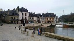 Port Saint-Goustan dans le Morbihan. Source : http://data.abuledu.org/URI/56d15a42-port-saint-goustan-dans-le-morbihan