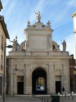 Porte Saint-Georges à Nancy. Source : http://data.abuledu.org/URI/5819fffa-porte-saint-georges-a-nancy