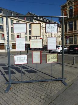 Porte Saint-Georges à Nancy. Source : http://data.abuledu.org/URI/581a0191-porte-saint-georges-a-nancy