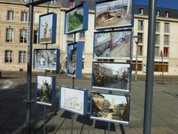 Porte Saint-Georges à Nancy. Source : http://data.abuledu.org/URI/581a0290-porte-saint-georges-a-nancy