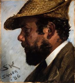 Portrait d'Adrian Stokes. Source : http://data.abuledu.org/URI/52bb381b-portrait-d-adrian-stokes