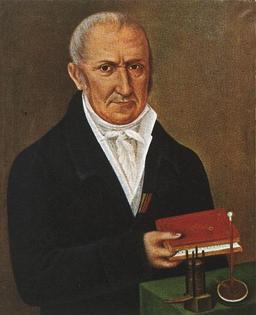 Portrait d'Alessandro Volta. Source : http://data.abuledu.org/URI/50c26c2b-portrait-d-alessandro-volta