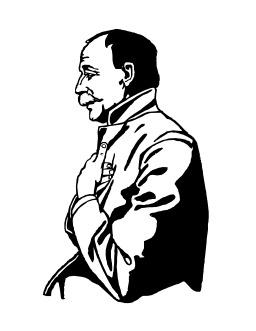 Portrait d'homme triste. Source : http://data.abuledu.org/URI/540426e6-portrait-d-homme-triste