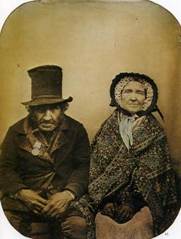 Portrait d'un couple en 1850. Source : http://data.abuledu.org/URI/532da897-portrait-d-un-couple-en-1850