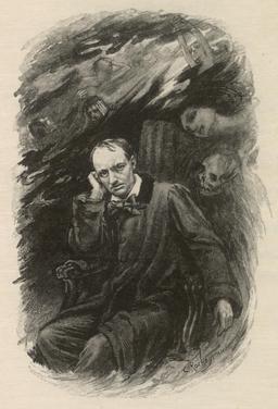 Portrait de Baudelaire. Source : http://data.abuledu.org/URI/51a503b8-portrait-de-baudelaire