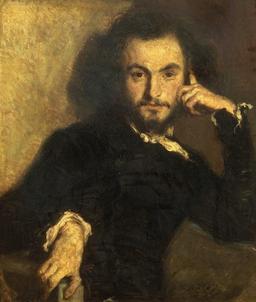 Portrait de Baudelaire en 1844. Source : http://data.abuledu.org/URI/51a5045f-portrait-de-baudelaire-en-1844