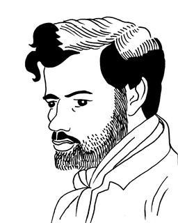 Portrait de Benoit Rouquayrol. Source : http://data.abuledu.org/URI/559f694a-portrait-de-benoit-rouquayrol