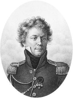 Portrait de Bory Saint-Vincent. Source : http://data.abuledu.org/URI/521a394b-portrait-de-bory-saint-vincent