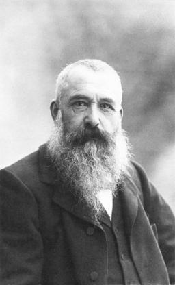 Portrait de Claude Monet en 1899 par Nadar. Source : http://data.abuledu.org/URI/53f0d132-portrait-de-claude-monet-en-1899-par-nadar