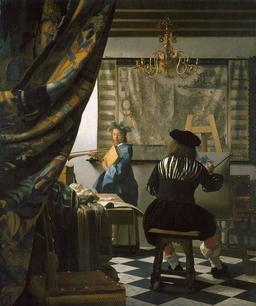 Portrait de Clio en 1666. Source : http://data.abuledu.org/URI/5942d8c2-portrait-de-clio-en-1666