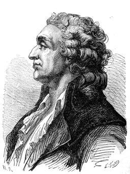 Portrait de Condorcet. Source : http://data.abuledu.org/URI/51af071f-portrait-de-condorcet