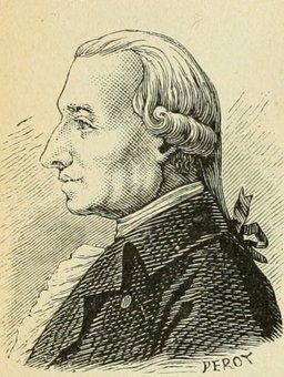 Portrait de Gaspard Monge. Source : http://data.abuledu.org/URI/524d91df-portrait-de-gaspard-monge