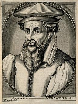 Portrait de Gerard Mercator. Source : http://data.abuledu.org/URI/592b401c-portrait-de-gerard-mercator