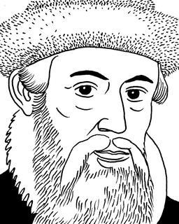 Portrait de Gutenberg. Source : http://data.abuledu.org/URI/559f9006-portrait-de-gutenberg