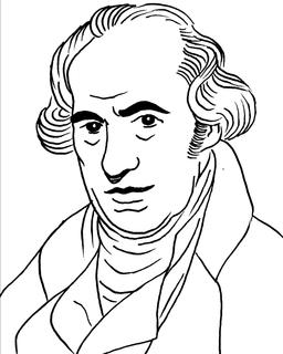 Portrait de James Watt. Source : http://data.abuledu.org/URI/559f8f0d-portrait-de-james-watt