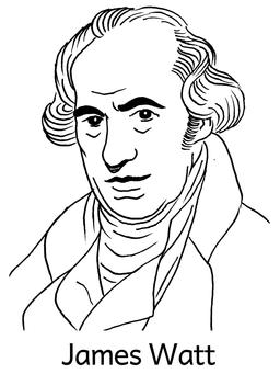 Portrait de James Watt. Source : http://data.abuledu.org/URI/564e5183-portrait-de-james-watt
