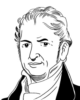 Portrait de Joseph Cugnot. Source : http://data.abuledu.org/URI/55a0b56f-portrait-de-joseph-cugnot