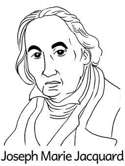 Portrait de Joseph Marie Jacquard. Source : http://data.abuledu.org/URI/564e5330-portrait-de-joseph-marie-jacquard