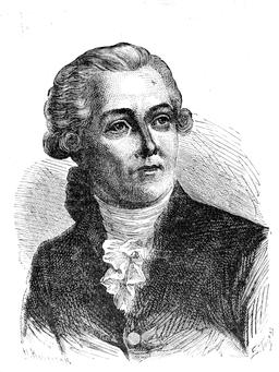Portrait de Lavoisier. Source : http://data.abuledu.org/URI/51af0cef-portrait-de-lavoisier