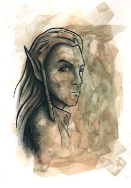 Portrait de Legolas Vertefeuille. Source : http://data.abuledu.org/URI/53bacdd4-portrait-de-legolas-vertefeuille
