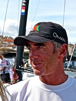 Portrait de Loïck Peyron en 2010. Source : http://data.abuledu.org/URI/56571ad9-portrait-de-loick-peyron-en-2010
