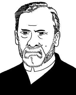 Portrait de Louis Pasteur. Source : http://data.abuledu.org/URI/559f9315-portrait-de-louis-pasteur