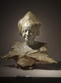 Portrait de Loyse Labbé. Source : http://data.abuledu.org/URI/549dfcc5-portrait-de-loyse-labbe