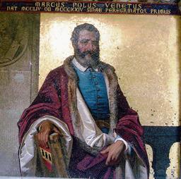 Portrait de Marco Polo. Source : http://data.abuledu.org/URI/53b40f62-portrait-de-marco-polo