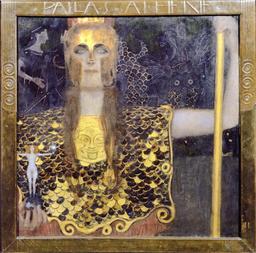 Portrait de Pallas Athéna en 1898. Source : http://data.abuledu.org/URI/53e7e9a7-portrait-de-pallas-athena-en-1898