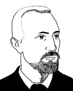 Portrait de Pierre Curie. Source : http://data.abuledu.org/URI/559f9981-portrait-de-pierre-curie