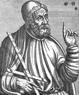 Portrait de Ptolémée. Source : http://data.abuledu.org/URI/505f69d1-portrait-de-ptolemee
