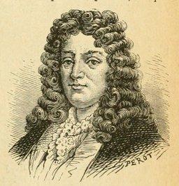 Portrait de Racine. Source : http://data.abuledu.org/URI/524f1ac3-portrait-de-racine