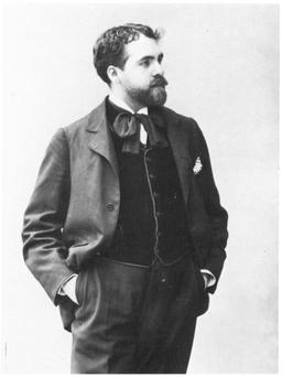 Portrait de Reynaldo Hahn par Nadar en 1898. Source : http://data.abuledu.org/URI/53f0ca79-portrait-de-reynaldo-hahn-par-nadar-en-1898