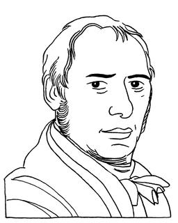 Portrait de Richard Trevithick. Source : http://data.abuledu.org/URI/55a212c3-portrait-de-richard-trevithick
