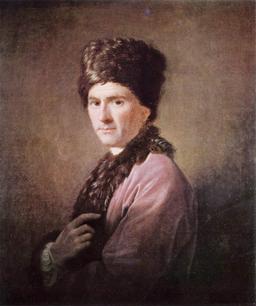 Portrait de Rousseau. Source : http://data.abuledu.org/URI/518d68c7-portrait-de-rousseau