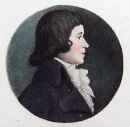 Portrait de Sébastien Bottin en 1790. Source : http://data.abuledu.org/URI/53764073-portrait-de-sebastien-bottin-en-1790