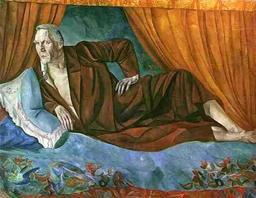 Portrait du chanteur russe Féodor Chaliapine. Source : http://data.abuledu.org/URI/528d5442-portrait-du-chanteur-russe-feodor-chaliapine