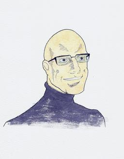 Portrait du philosophe Michel Foucault. Source : http://data.abuledu.org/URI/53bac9f9-portrait-du-philosophe-michel-foucault