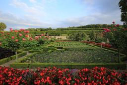 Potager de Villandry. Source : http://data.abuledu.org/URI/55e75de8-potager-de-villandry