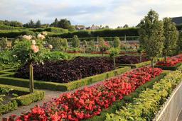 Potager de Villandry. Source : http://data.abuledu.org/URI/55e76140-potager-de-villandry