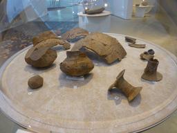 Poteries protohistoriques landaises. Source : http://data.abuledu.org/URI/5827f2d9-poteries-protohistoriques-landaises